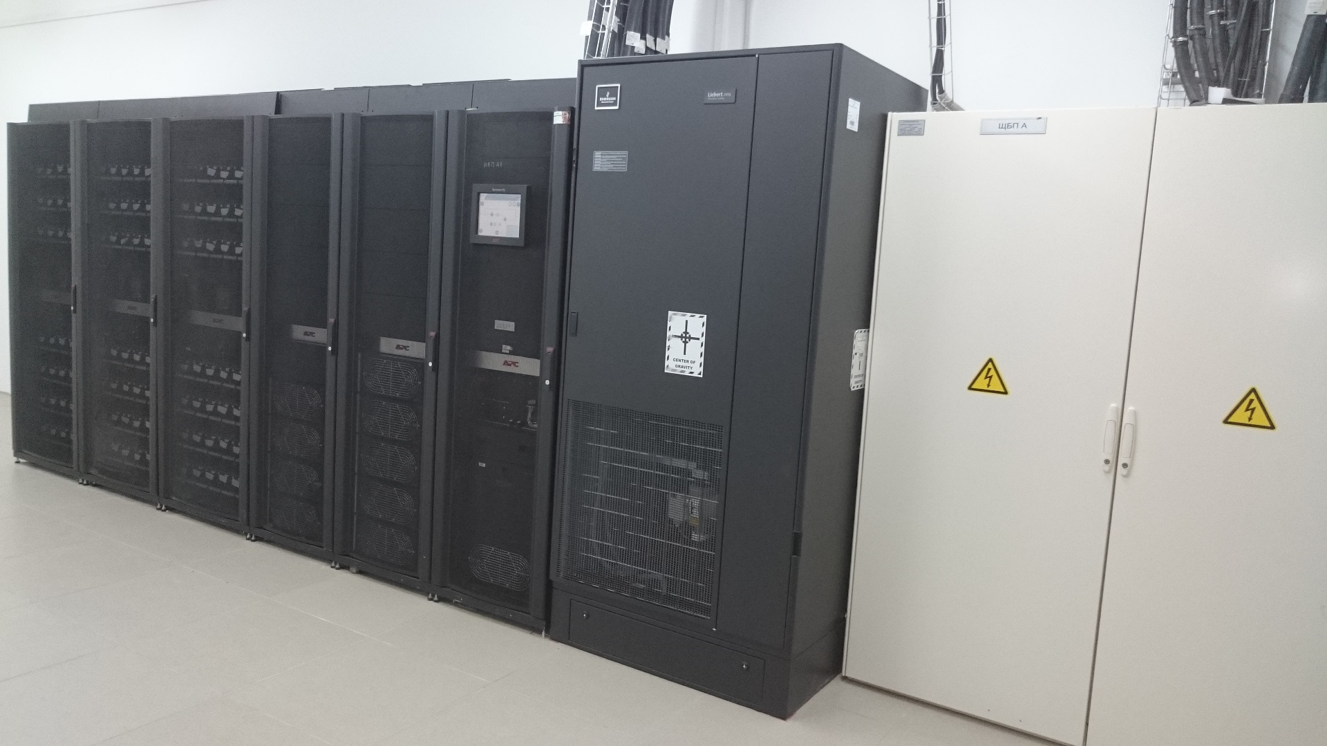 ИБП Symmetra Odin, APC by Schneider Electric